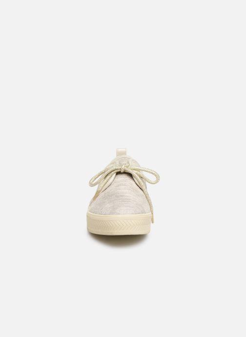 Baskets Armistice Sonar One W Gris vue portées chaussures