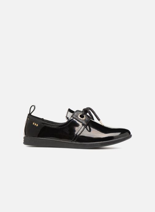 Chaussures à lacets Armistice Stone One Patent Noir vue derrière