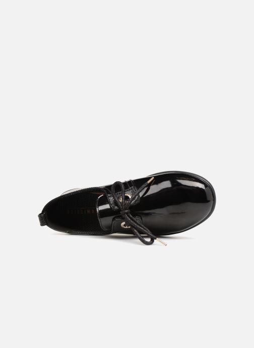 Chaussures à lacets Armistice Stone One Patent Noir vue gauche