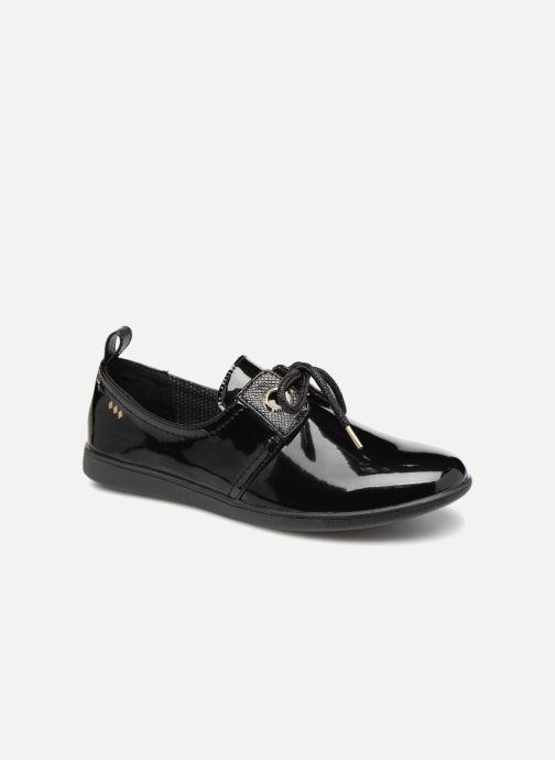 Chaussures à lacets Armistice Stone One Patent Noir vue détail/paire