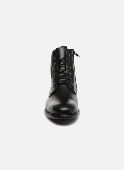 Schmoove Pilot Boots (Noir) Bottines et boots chez Sarenza