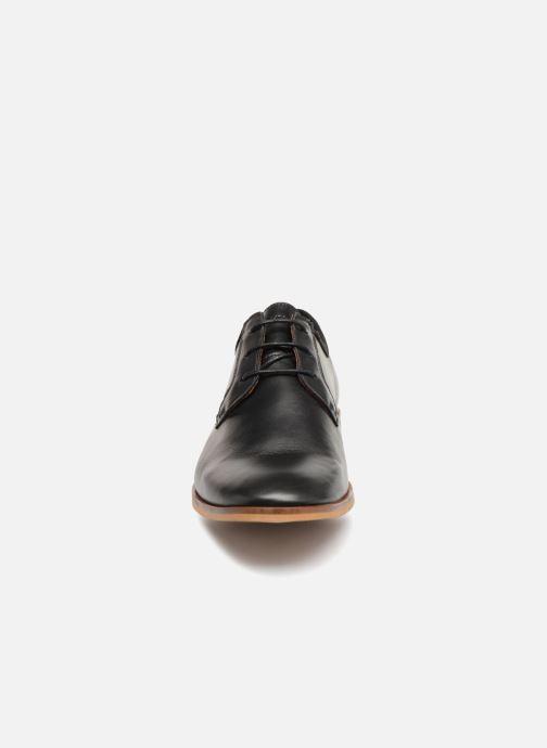 Chaussures à lacets Schmoove Swan City Noir vue portées chaussures