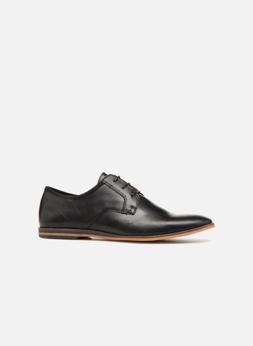 Chaussures à lacets Schmoove Swan City Noir vue derrière