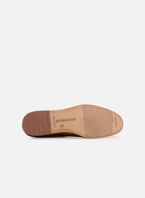 Chaussures à lacets Schmoove Swan City Marron vue haut