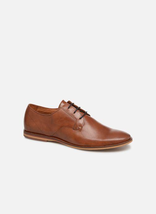 Chaussures à lacets Schmoove Swan City Marron vue détail/paire
