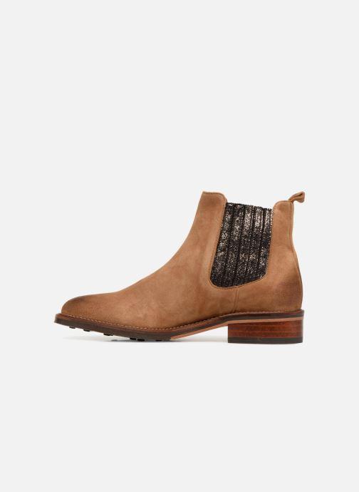 Schmoove Woman Candide Chelsea (marron) - Bottines Et Boots Chez