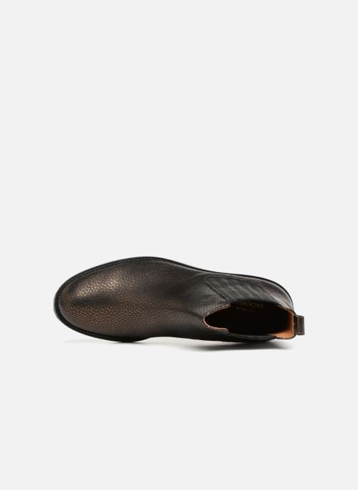 Bottines et boots Schmoove Woman Candide Chelsea Noir vue gauche