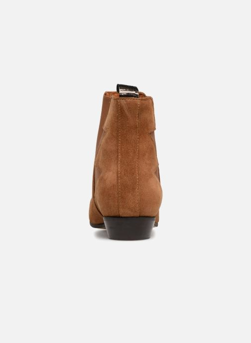 Ankle boots Schmoove Woman Peckham Boots Brown view from the right