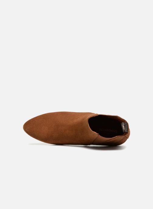 Bottines et boots Schmoove Woman Peckham Boots Marron vue gauche