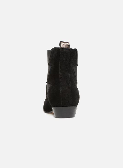 Stivaletti e tronchetti Schmoove Woman Peckham Boots Nero immagine destra