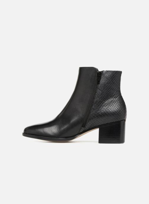 Bottines et boots Schmoove Woman Santana Boots Noir vue face