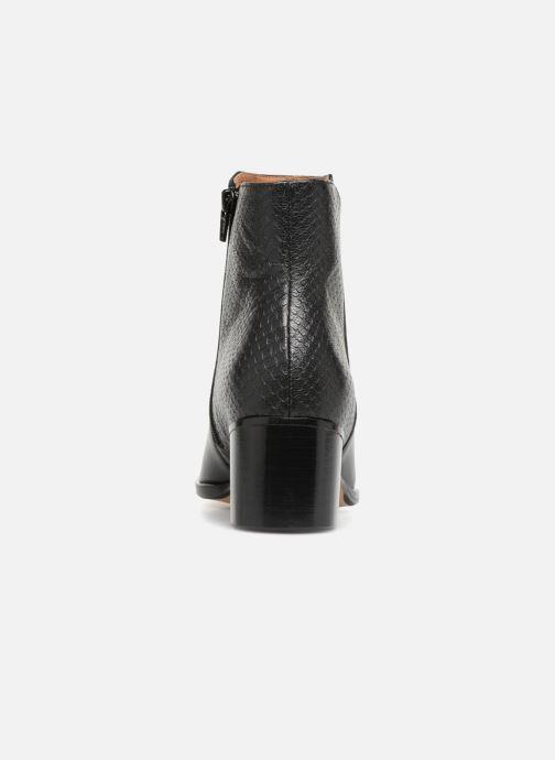 Bottines et boots Schmoove Woman Santana Boots Noir vue droite