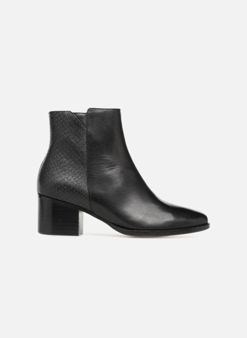 Bottines et boots Schmoove Woman Santana Boots Noir vue derrière