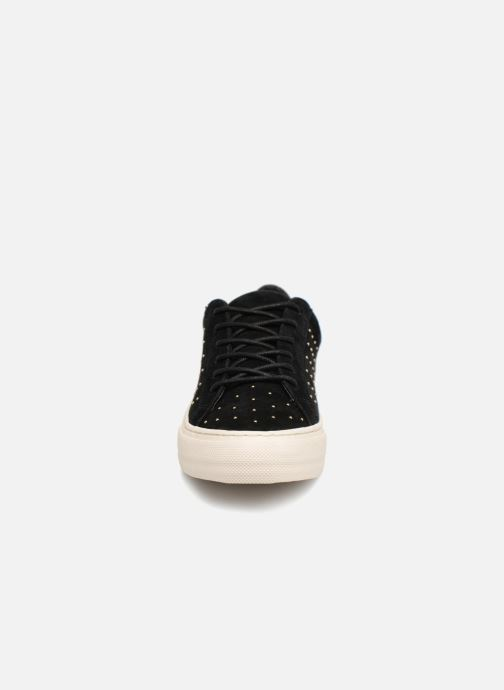 Baskets No Name Arcade Sneaker Suede Noir vue portées chaussures