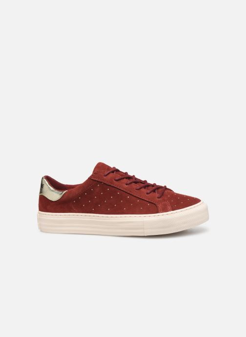 Trainers No Name Arcade Sneaker Suede Brown back view