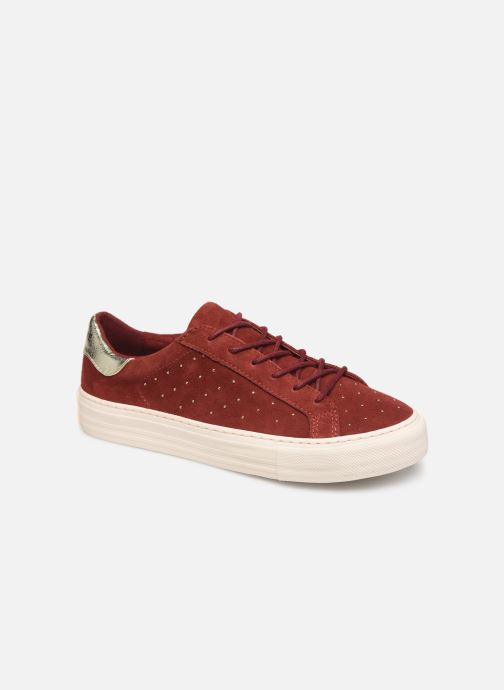 Trainers No Name Arcade Sneaker Suede Brown detailed view/ Pair view