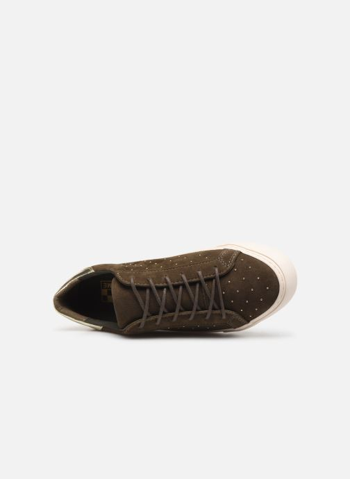 Sneakers No Name Arcade Sneaker Suede Groen links