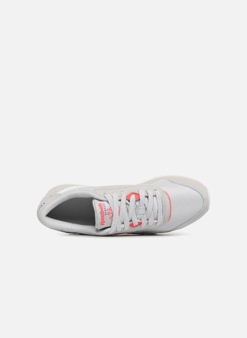 09c5f44c00 Reebok CL NYLON M TXT (Grigio) - Sneakers chez Sarenza (343516)
