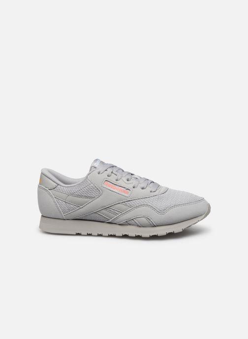 Sneakers Reebok CL NYLON M TXT Grijs achterkant