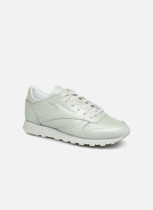 Sneakers Reebok CL LTHR Bianco vedi dettaglio/paio