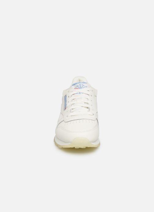 Reebok CL LTHR (Blanc) - Baskets (408818)