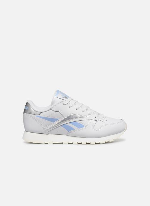 Sneakers Reebok CL LTHR Grigio immagine posteriore