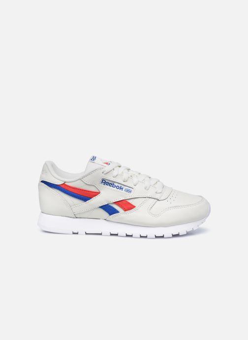 Sneakers Reebok CL LTHR Bianco immagine posteriore