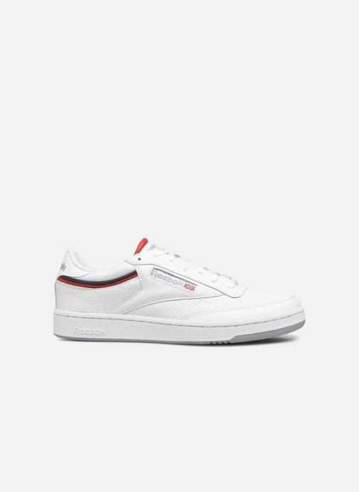 Sneakers Reebok CLUB C 85 MU Wit achterkant