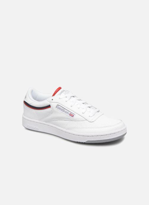 Sneakers Reebok CLUB C 85 MU Wit detail