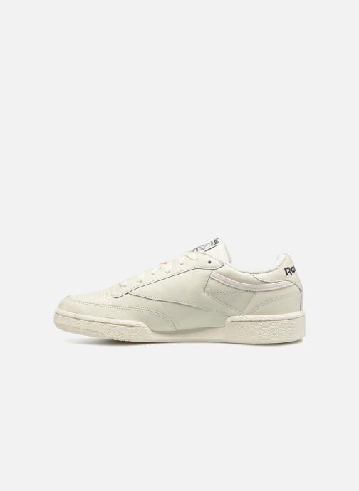 Sneakers Reebok CLUB C 85 MU Grijs voorkant
