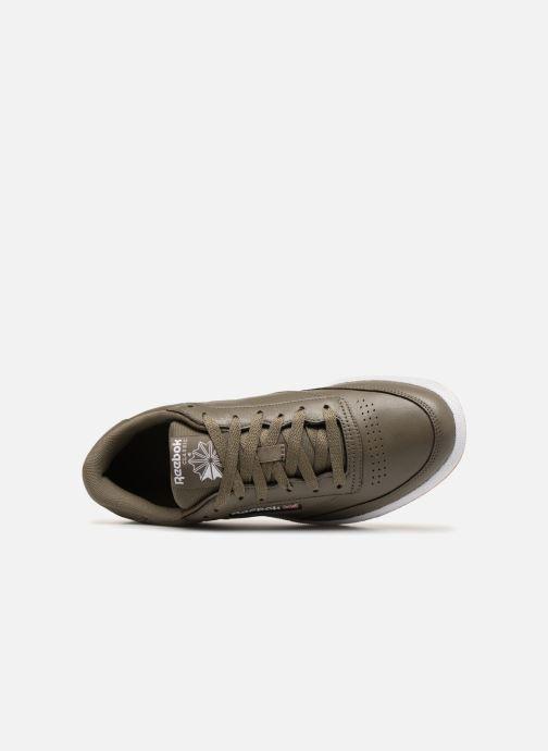 Sneakers Reebok CLUB C 85 MU Groen links