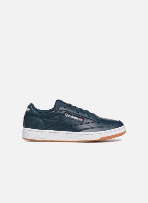 Sneakers Reebok CLUB C 85 MU Azzurro immagine posteriore