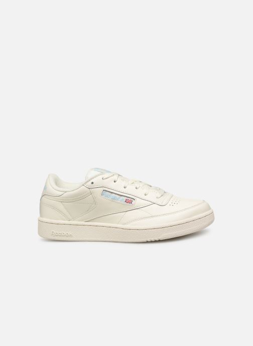 Trainers Reebok CLUB C 85 MU White back view