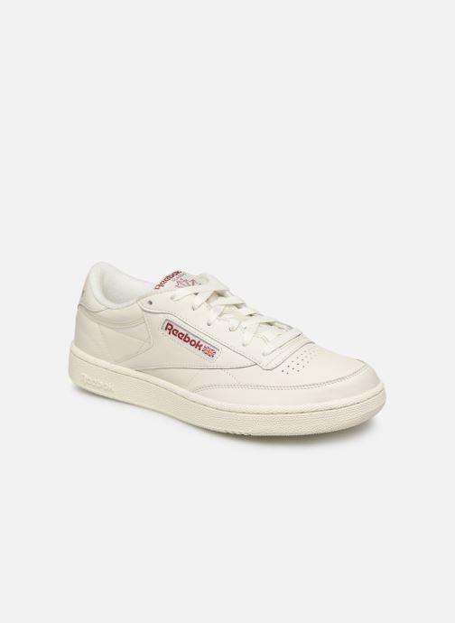 premium selection 2d883 d6247 Sneakers Reebok CLUB C 85 MU Vit detaljerad bild på paret