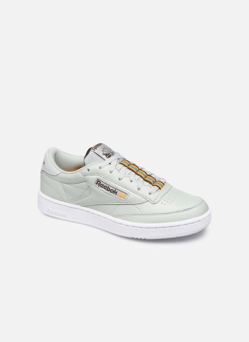 Sneakers Reebok CLUB C 85 MU Groen detail