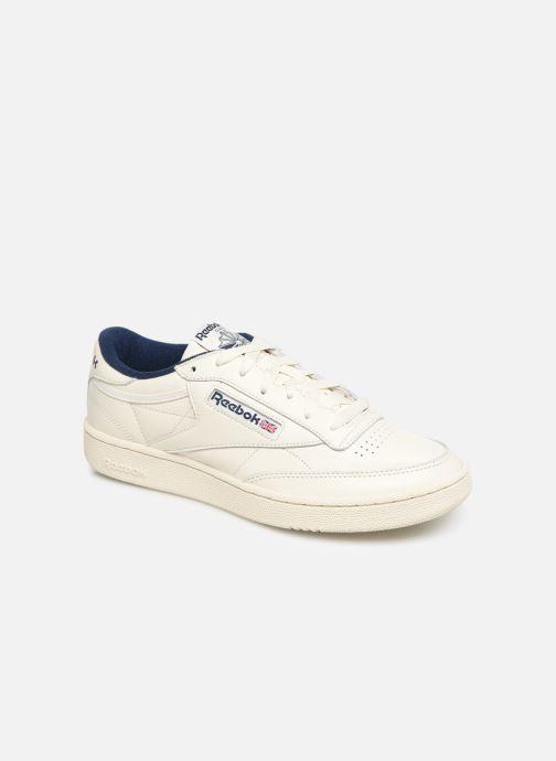 Sneaker Reebok CLUB C 85 MU weiß detaillierte ansicht/modell