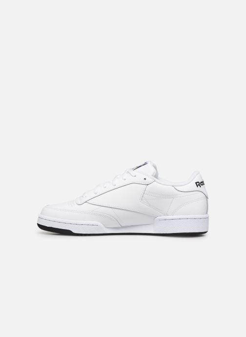 Sneakers Reebok CLUB C 85 MU Bianco immagine frontale