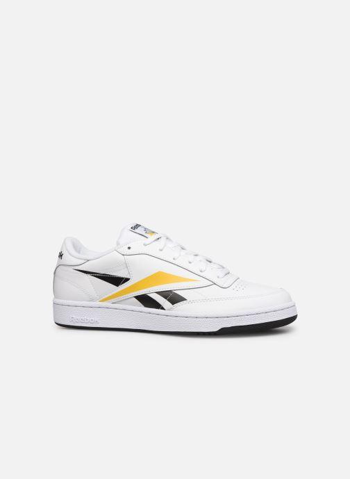 Sneakers Reebok CLUB C 85 MU Bianco immagine posteriore