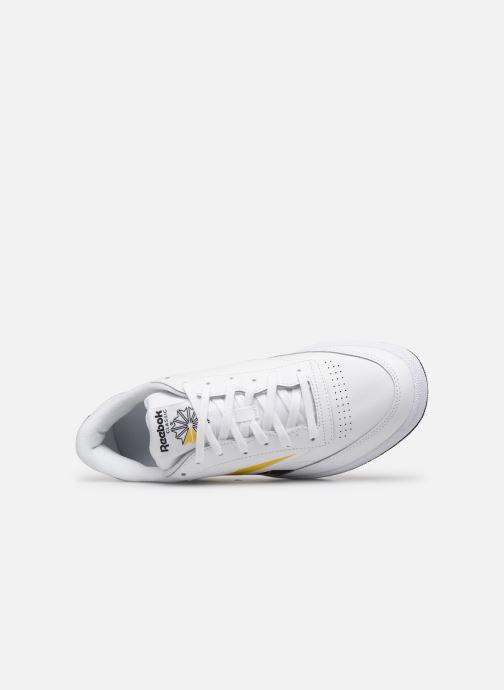 Sneakers Reebok CLUB C 85 MU Bianco immagine sinistra