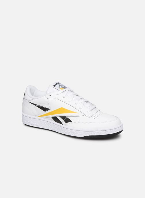Sneakers Reebok CLUB C 85 MU Wit detail