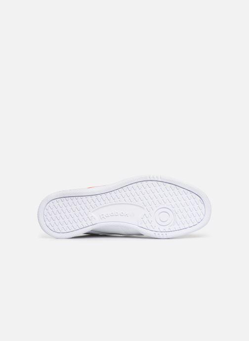 Sneakers Reebok CLUB C 85 MU Bianco immagine dall'alto