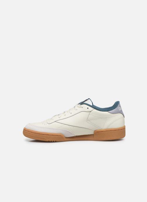 Sneakers Reebok CLUB C 85 MU Azzurro immagine frontale