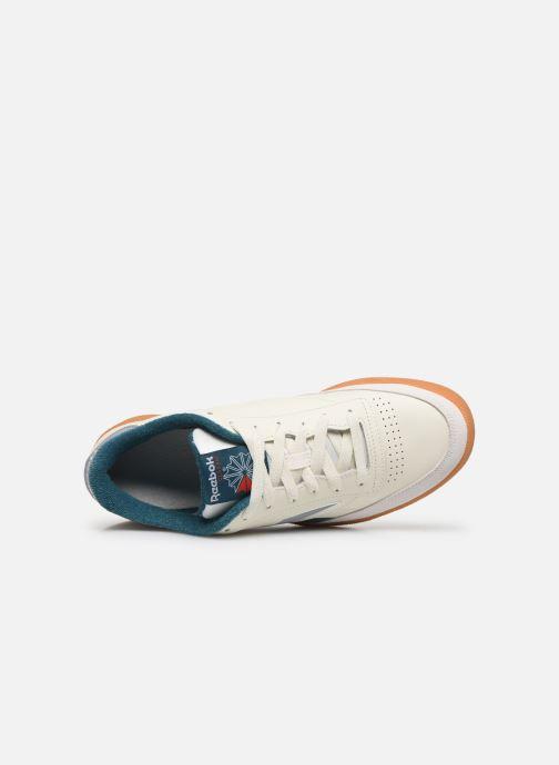 Sneakers Reebok CLUB C 85 MU Azzurro immagine sinistra