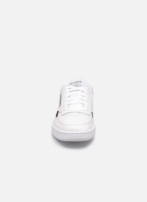 Sneaker Reebok REVENGE PLUS MU weiß schuhe getragen