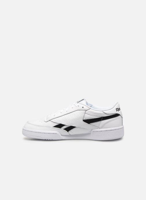 Sneaker Reebok REVENGE PLUS MU weiß ansicht von vorne