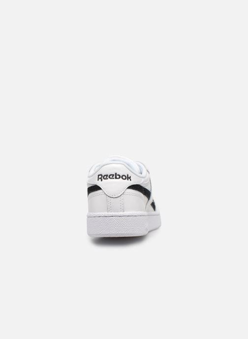 Sneaker Reebok REVENGE PLUS MU weiß ansicht von rechts