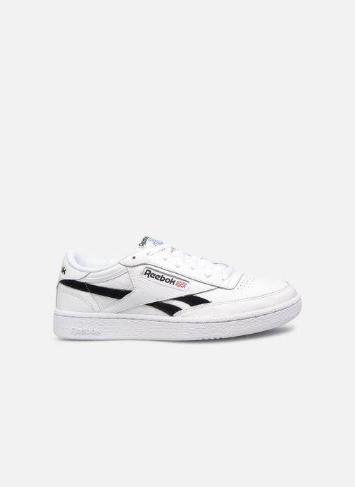 Sneaker Reebok REVENGE PLUS MU weiß ansicht von hinten