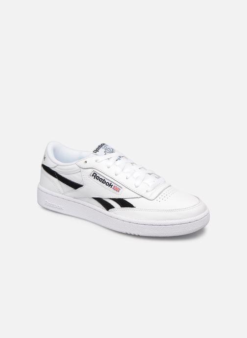 Sneakers Reebok REVENGE PLUS MU Hvid detaljeret billede af skoene