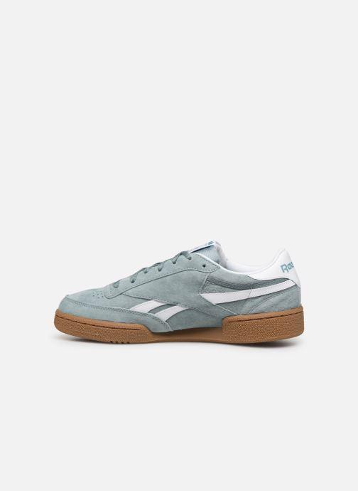 Sneakers Reebok REVENGE PLUS MU Blauw voorkant