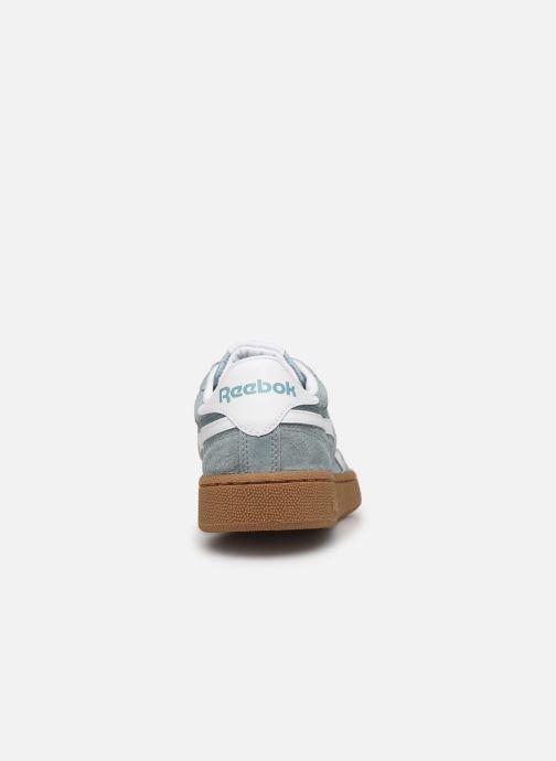 Sneakers Reebok REVENGE PLUS MU Blauw rechts